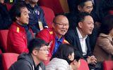 U22 Việt Nam hòa Ulsan Hyundai (Hàn Quốc) trong trận đấu thầy Park dự khán