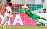 """Với 16 pha cản bóng """"thần sầu"""", Đặng Văn Lâm là thủ môn cứu thua nhiều thứ 3 tại Asian Cup"""