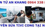 Địa chỉ sửa Tivi màn hình cong tốt Nhất tại Hà Nội