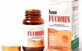 Sản phẩm Nano Fucomin trên website vi phạm quy định quảng cáo?