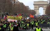 Paris: Biểu tình biến thành bạo động, phe