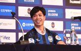 Công Phượng nhắc tới Xuân Trường và Son Heung-min trong buổi ra mắt Incheon United