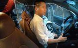 Tin tức - Cục Đăng Kiểm ủng hộ taxi lắp khoang chắn an toàn