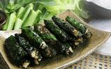 Món ngon mỗi ngày: Rằm tháng Giêng vào bếp làm đậu hủ cuốn lá lốt chay
