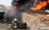 """Syria """"bùng cháy"""": Đánh bom kép tại Idlib, gần 50 người thương vong"""