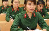 Tin tức - Tiêu chuẩn xét tuyển sinh vào khối trường quân đội năm 2019