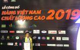 Cần biết - Wincofood nhận danh hiệu Hàng Việt Nam Chất Lượng Cao 2019