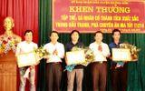Khen thưởng nhóm PV tham gia phá án nóng ma tuý