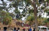 Hoảng hốt phát hiện thi thể đang phân hủy trong nghĩa trang