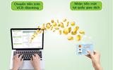 Vietcombank triển khai tính năng chuyển tiền cho người hưởng nhận tiền mặt và cải tiến tính năng chuyển tiền tới ngân hàng khác qua tài khoản trên VCB - iB@nking