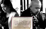 Hé lộ bức thư tình mùi mẫn ông Đặng Lê Nguyên Vũ gửi tặng vợ thời còn mặn nồng