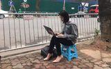 Tin tức đời sống mới nhất ngày 27/2/2019: Nữ phóng viên Hàn Quốc tác nghiệp trên vỉa hè Hà Nội gây sốt