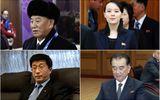 """Chân dung """"bộ tứ"""" quyền lực tháp tùng Chủ tịch Kim Jong-un tới Hà Nội"""