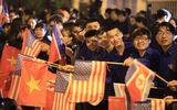 Ông Trump cảm ơn sự đón tiếp nồng hậu của người dân Việt Nam