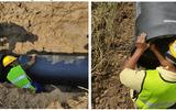 Xinxing hướng dẫn lắp đặt thi công ống gang cầu tại Chiang Mai Thái Lan