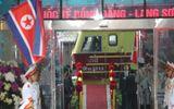 Lý do chuyến tàu đặc biệt chở ông Kim Jong-un đi về phía Bắc khi tới ga Đồng Đăng