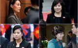 """Chân dung 4 """"bóng hồng"""" quyền lực tháp tùng ông Kim Jong-un tới Hà Nội"""