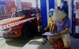 Tổng cục Đường bộ nói gì vụ nhóm người dựng lán, ngồi đếm xe qua trạm BOT Ninh Lộc?