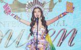 """Nhật Hà hát hit Đông Nhi, mang """"gánh Lô tô"""" lên sân khấu Hoa hậu Chuyển giới"""