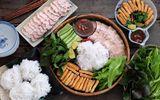 Món ngon mỗi ngày: Bún đậu mắm tôm ngon như hàng cho ngày cuối tuần sum họp
