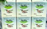 Trà thảo mộc Vy&Tea bị thu hồi vì có chứa chất cấm nguy hại