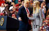 Ivanka Trump: 'Làm con gái của Donald Trump là công việc khó khăn nhất