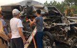 Vụ xe 16 chỗ va chạm container trên cao tốc: Hai nạn nhân tử vong là chiến sĩ công an và bác sĩ