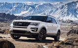 Bảng giá xe Ford mới nhất tháng 3/2019: SUV Ford Explore có giá bán trên 2 tỷ đồng