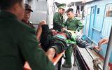 Nghệ An: Nổ bình gas trên tàu cá, 6 ngư dân bị thương nặng