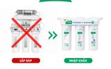 """Người tiêu dùng Việt """"tò mò"""" về model thay thế máy lọc nước Geyser liên doanh"""