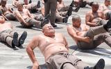 Cảnh sát Thái Lan bị gửi đi trại giảm béo vì