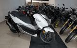 Ôtô - Xe máy - Honda Forza 300 ABS 2019 về Việt Nam có giá 350 triệu đồng
