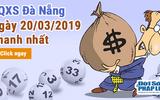 Kinh doanh - Kết quả xổ số Đà Nẵng ngày 20/3/2019