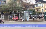 """Xã hội - Ba Đình, Hà Nội: Dự án bãi đỗ xe thông minh """"biến tướng"""", ai hưởng lợi?"""