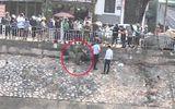 Tin trong nước - Buồn chuyện tình cảm, cô gái nhảy xuống sông Tô Lịch tự tử