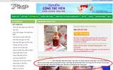 """Quyền lợi tiêu dùng - Công ty TNHH Pizu Việt Nam có đang """"thần thánh hóa"""" mỹ phẩm Pizu?"""