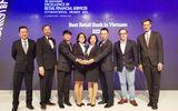 Cần biết - Hoạt động ngân hàng bán lẻ: BIDV được vinh danh trên thị trường quốc tế