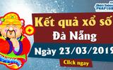 Kinh doanh - Kết quả xổ số Đà Nẵng ngày 23/3/2019