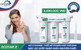 Shock với mức giá cực bình dân của máy lọc nước nano Geyser Ecotar 2