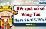 Kinh doanh - Kết quả xổ số Vũng Tàu ngày 26/3/2019