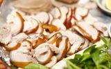 Ăn - Chơi - Món ngon mỗi ngày: Lạ miệng với thịt heo hấp hành gừng nóng hổi ngày lạnh trời