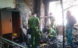 Tin trong nước - Nam thanh niên liều mình lao vào đám cháy cứu đôi vợ chồng già rồi lặng lẽ rời đi