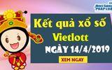 Trực tiếp Kết quả xổ số Vietlott chủ nhật ngày 14/4/2019