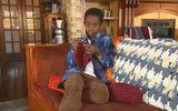 Thị trường - Cậu bé 11 tuổi mồ côi thành lập công ty riêng, kiếm tiền tỉ từ việc đan len