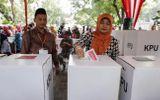 Tin trong nước - Điện mừng Indonesia tổ chức thành công Bầu cử Tổng thống