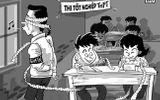 """Giáo dục pháp luật - Vụ gian lận điểm thi THPT quốc gia: Đâu là """"kẽ hở"""" dẫn đến sai phạm nghiêm trọng?"""