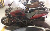Ôtô - Xe máy - Dân chơi xe tiếc nuối khi thấy Ducati Streetfighter hơn nửa tỷ để phủ bụi ở Hà Nội