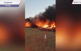 Tin thế giới - Bulgaria: Máy bay khiến cả hành khách và phi công thiệt mạng