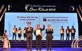 Thị trường - Agribank được vinh danh tại 2 hạng mục Giải thưởng Sao Khuê 2019