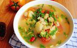 Ăn - Chơi - Món ngon mỗi ngày: Canh ngao nấu dứa ngon ngất ngây cho ngày nắng nóng